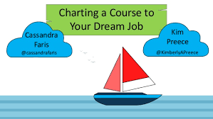 Charting A Course Sailing Charting A Course To Your Dream Job