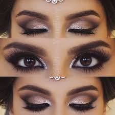 wedding makeup looks brown eyes for brunettes best photos cute ideas
