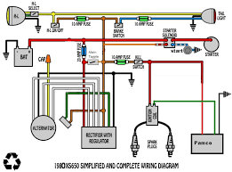 xs bobber wiring harness xs printable wiring diagram yamaha 650 chopper wiring diagrams yamaha wiring diagrams source