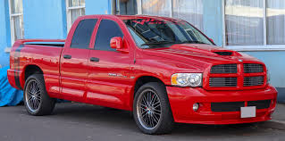 Dodge Ram SRT-10 – Wikipedia, wolna encyklopedia