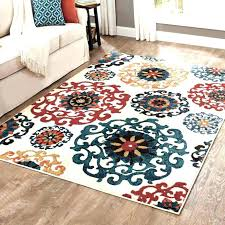 area rugs 4 6 decoration 7 ft round braided oval