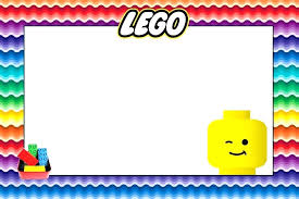 Birthday Party Invitation Card Template Free Lego Invitation Card Template Mobilespark Co