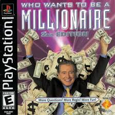 So, many find it difficult to play games that have that kind of stuff. Ps1 Who Wants To Be A Millionaire 2d Game Over Videogames