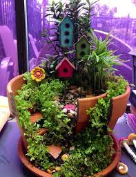 7 upcycle garden