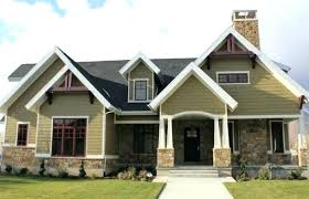 Paints For Exterior Of Houses Style Plans Impressive Decorating