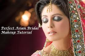 Perfect wedding the asian bride