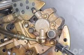 yamaha blaster yfs atv online service manual cyclepedia yamaha blaster yfs200 front brake caliper installation