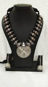 black metal jewellery. Brilliant Metal Contemporary Oxidized Metal Jewelry Set With Black Crystals For Jewellery A
