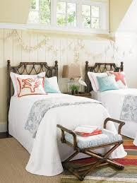 rattan twin bed. Interesting Twin Tommy Bahama Home Island Breeze Rattan Headboard 33 Twin 593131HB On Bed B