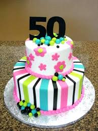 Birthday Cakes 50 Year Old Female Best Ideas On For Babyplanet