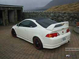 is honda integra a sport car