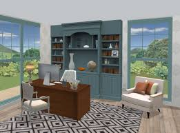 14 Tips To Design Your Home Office - Space Designer 3D