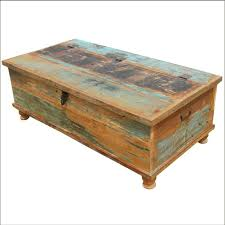 weathered coffee table farmhouse old wood distressed coffee table storage box weathered coffee table diy