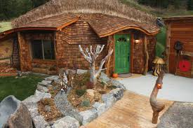 Hobbit House of Montana  The 1075 square feet of this Monolithic Dome  encompass a living