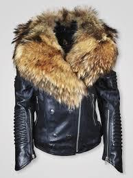 shiny white lapel collar women s leather jacket women s moto jacket with italian leather