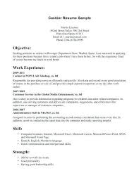 Tim Hortons Resume Example Examples Of Resumes