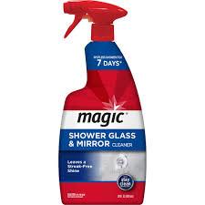 shower glasirror trigger cleaner