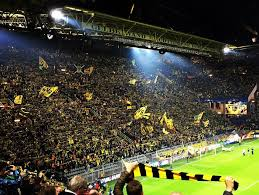 Yellow wall with fantastic choreo and guests from frankfurt with big pyro show. Facebook