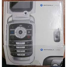 Motorola V975 complete with charger in ...