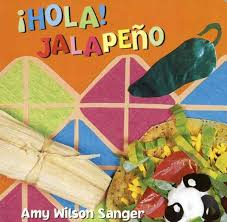 entertain the little ones with the vibrant pictures and clever rhymes in amy wilson sanger s book about mexican food