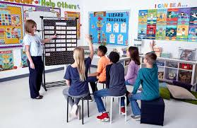 Carson Dellosa Deluxe Scheduling Pocket Chart 5 Fresh Ways To Use Pocket Charts Carson Dellosa Education