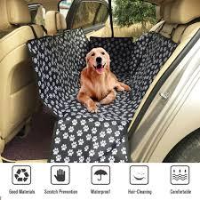 pet dog car back seat cover mat large rear waterproof liner protector hammock 5051990720367
