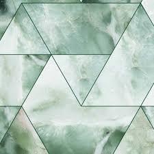 Barok Behang Gamma Decomode Vliesbehang Basic Textile Blauwgroen