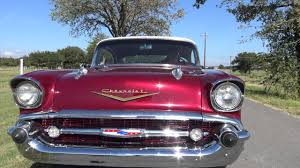 Tri-Five Classic - 57 Chevy - YouTube