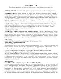 Good Resume Examples Sample 1 Larger Image Things To Hr Generalist