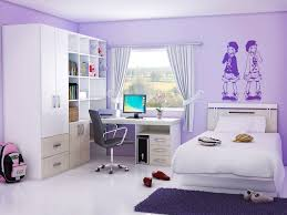 Bedroom Design For Teenagers Cool Bedrooms Nice Purple Wall Paint Teenage  With 2