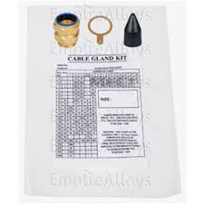 A1 A2 Gland Chart Cable Gland Kit Empire Alloys Private Limited Exporter