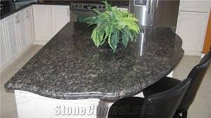 sapphire blue granite kitchen countertops