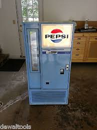 Vintage Pepsi Vending Machine Parts Cool Vending Machines Collection On EBay