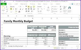 Mac Excel Template Personal Budget Template For Mac