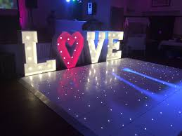 venue dressing venue styling weddings corporate liverpool 4ft love letters props in merseyside