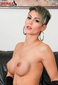 Domino Presley New Look at Shemale Models Tube