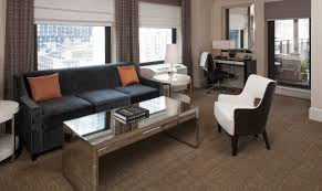 One Bedroom Balcony Suite Luxury Hotel In Nyc With Balcony Balcony Suite The Benjamin
