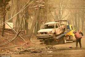 California wildfires: First victims identified as death toll rises ...