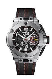 Big Bang Ferrari Unico Titanium 45 Mm Hublot