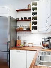 Kitchen Cabinet Corner Shelves Cabinets Storages Stylish Open Corner Shelves Replace The Shelving