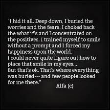 Alfa C Quotes