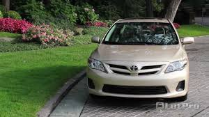2011 Toyota Corolla Review - LotPro - YouTube