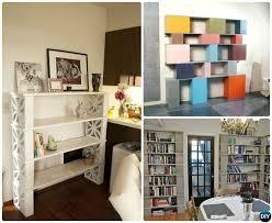 concrete block furniture. diy concrete cinder bookshelf10 block furniture projects