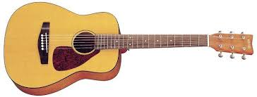 yamaha jr1. it is very lightweight making ideal for kids. has a beautiful spruce top, nato neck, rosewood fingerboard and meranti body that all look really yamaha jr1 r