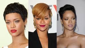 Rhianna Hair Style rihanna short hairstyles youtube 5217 by wearticles.com