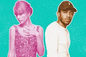 Taylor Swift Kendrick Lamar A History Of Their Public
