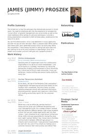 Mba Student Resume Examples