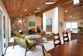 Image Upcycled Midcentury Modern Is Not So Oldfashioned Anymore Image Via Cablik The Spruce What Is Midcentury Modern Freshome
