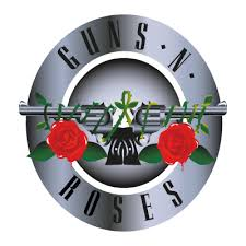 Guns N Roses logo vector free download