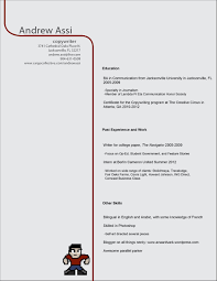 Resume Portfolio Download Andrew A Assi A Copywriter